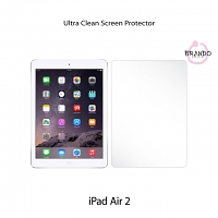 Brando Workshop Ultra-Clear Screen Protector (iPad Air 2)