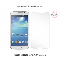 Brando Workshop Ultra-Clear Screen Protector (Samsung Galaxy Mega 2)