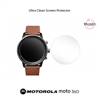 Brando Workshop Ultra-Clear Screen Protector (Motorola Moto 360)