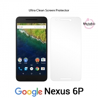 Brando Workshop Ultra-Clear Screen Protector (Google Nexus 6P)