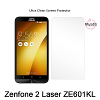 Brando Workshop Ultra-Clear Screen Protector (Asus Zenfone 2 Laser ZE601KL)