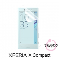 Brando Workshop Ultra-Clear Screen Protector (Sony Xperia X Compact)