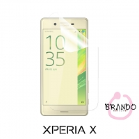 Brando Workshop Ultra-Clear Screen Protector (Sony Xperia X)