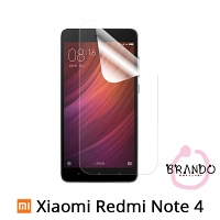 Brando Workshop Ultra-Clear Screen Protector (Xiaomi Redmi Note 4)