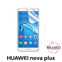 Brando Workshop Ultra-Clear Screen Protector (Huawei nova plus)