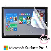 Brando Workshop Ultra-Clear Screen Protector (Microsoft Surface Pro 3)