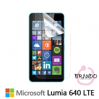 Brando Workshop Ultra-Clear Screen Protector (Microsoft Lumia 640 LTE)