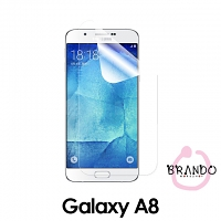Brando Workshop Ultra-Clear Screen Protector (Samsung Galaxy A8)