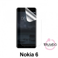 Brando Workshop Ultra-Clear Screen Protector (Nokia 6)