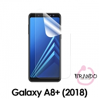 Brando Workshop Ultra-Clear Screen Protector (Samsung Galaxy A8+ (2018))