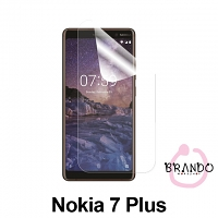 Brando Workshop Ultra-Clear Screen Protector (Nokia 7 Plus)