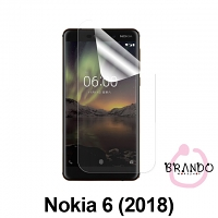 Brando Workshop Ultra-Clear Screen Protector (Nokia 6 (2018))