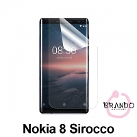 Brando Workshop Ultra-Clear Screen Protector (Nokia 8 Sirocco)