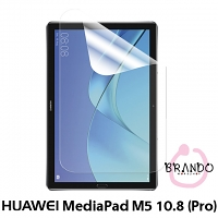 Brando Workshop Ultra-Clear Screen Protector (Huawei MediaPad M5 10.8 (Pro))