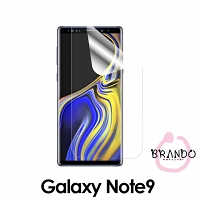 Brando Workshop Ultra-Clear Screen Protector (Samsung Galaxy Note9)