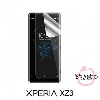 Brando Workshop Ultra-Clear Screen Protector (Sony Xperia XZ3)