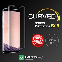 AMAZINGthing Curved Ultra-Clear Screen Protector (Samsung Galaxy S8+)