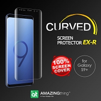 AMAZINGthing Curved Ultra-Clear Screen Protector (Samsung Galaxy S9+)