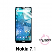 Brando Workshop Ultra-Clear Screen Protector (Nokia 7.1)