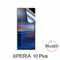 Brando Workshop Ultra-Clear Screen Protector (Sony Xperia 10 Plus)