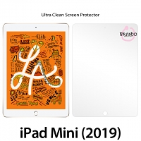 Brando Workshop Ultra-Clear Screen Protector (iPad mini (2019))