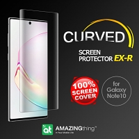AMAZINGthing Curved Ultra-Clear Screen Protector (Samsung Galaxy Note10)