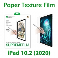 Amazingthing Supremefilm Paperlike Screen Protector for iPad 10.2 (2020)