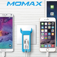 Momax U.Bull 4-Port USB Charger