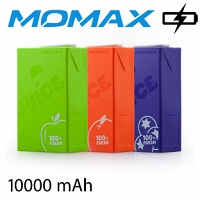 Momax iPower Juice+ External Battery Pack - 10000mAh