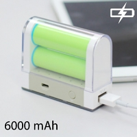 Maxpower K600T LookCharger Power Bank 6000mAh