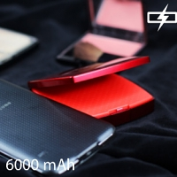 Vorson Mirror Power Bank 6000mAh
