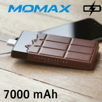 Momax iPower Chocolatier External Battery Pack - 7000mAh