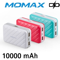 Momax iPower Go Buddy External Battery Pack - 10000mAh