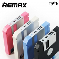 Remax Diskette 5000mAh Power Bank