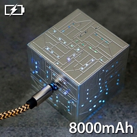 Transformers Allspark Aluminum Power Bank (8000mAh)