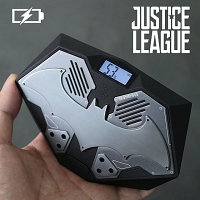 DC Justice League Batman Metal Power Bank