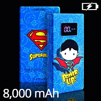DC Justice League Series 8000mAh Power Bank