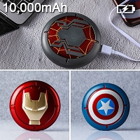 Marvel Avengers Infinity War Series Power Bank - 10000mAh