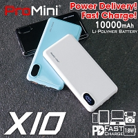 Magic-Pro ProMini X10 PD Fast Charge Portable Charger