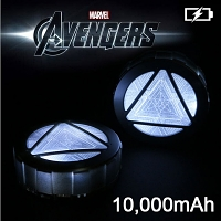 Marvel ARC Reactor Power Bank - 10000mAh