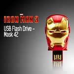infoThink IRON MAN 3 USB Flash Drive - Mask 42