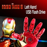 infoThink  IRON MAN 3 USB Flash Drive -  Left Hand