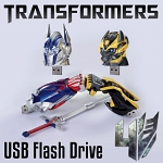 infoThink Transformers Age of Extinction USB Flash Drive