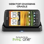 OEM HTC One S Cover-Mate USB Cradle