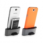 OEM Samsung Galaxy Note II Cover-Mate 2nd Battery USB Cradle