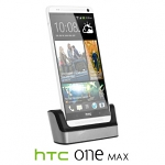 OEM HTC One Max Cover-Mate 2nd Battery USB Cradle