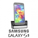 OEM Samsung Galaxy S5 2nd Battery USB Cradle