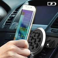 Mini QI Car Wireless Charger