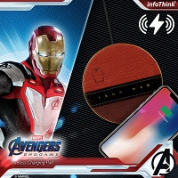 infothink AVENGERS - ENDGAME Series Wireless Charging Pad (Iron Man)