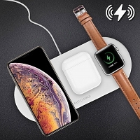 3-in-1 Wireless Charger Pad